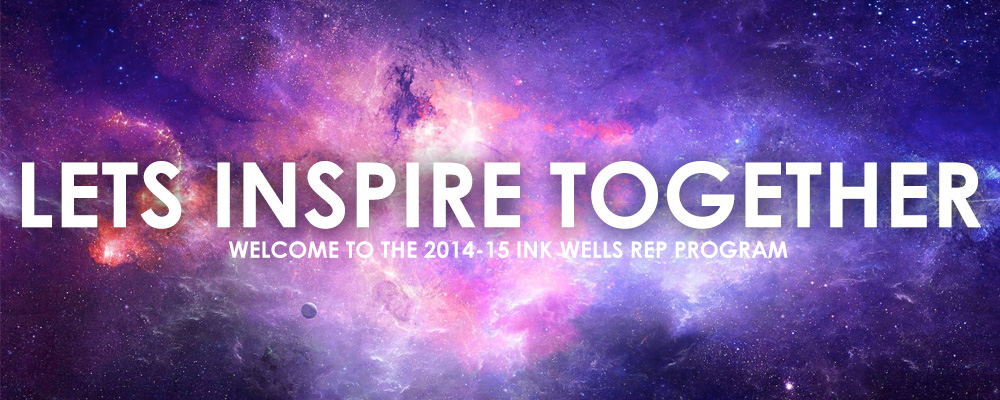 Ink Wells Rep Program