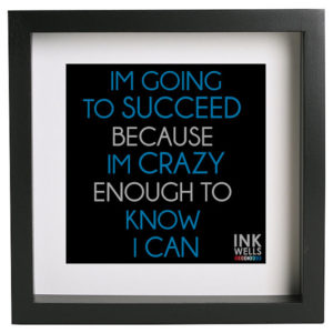 Success Inspirational Quote