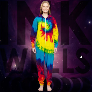 Tie Dye One Piece Loungewear