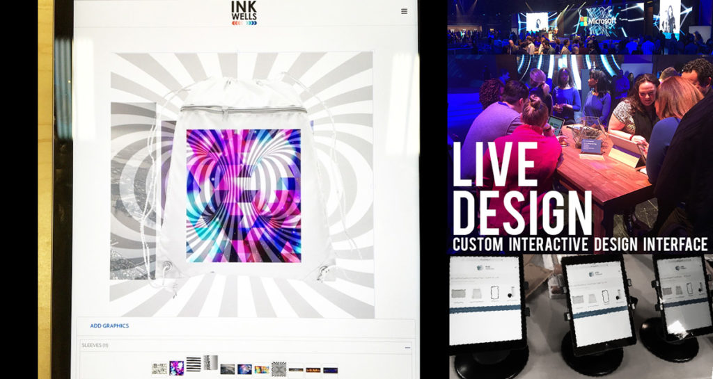 Live Design Software | Ink Wells