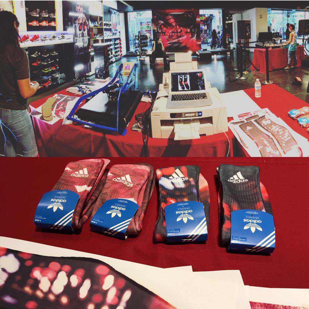 Live Printing Las Vegas